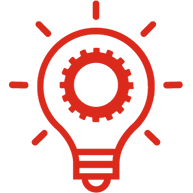 Icon Technology Red 02 PNG